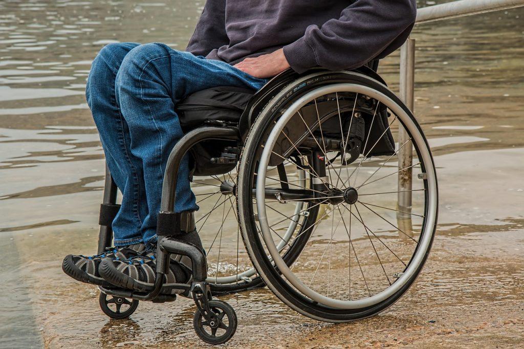 La discrimination due à un handicap dans le cadre de l'exercice d'une profession